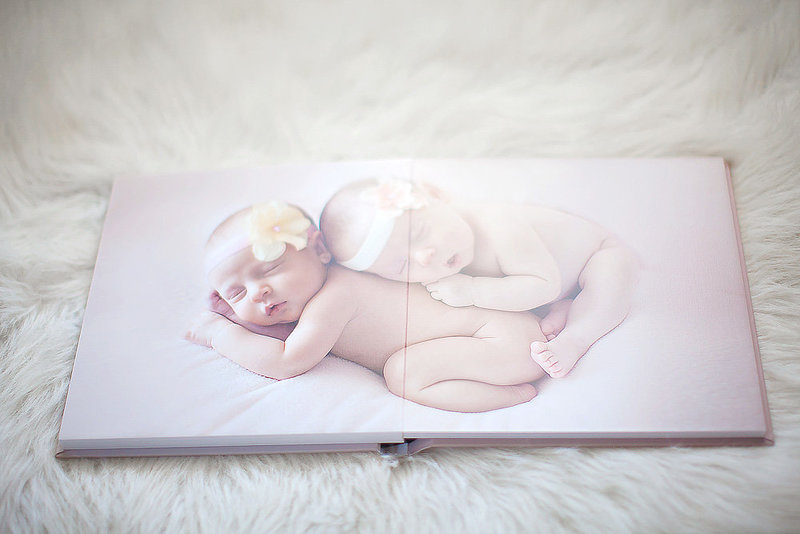 Newborn-Album-Full-Spread