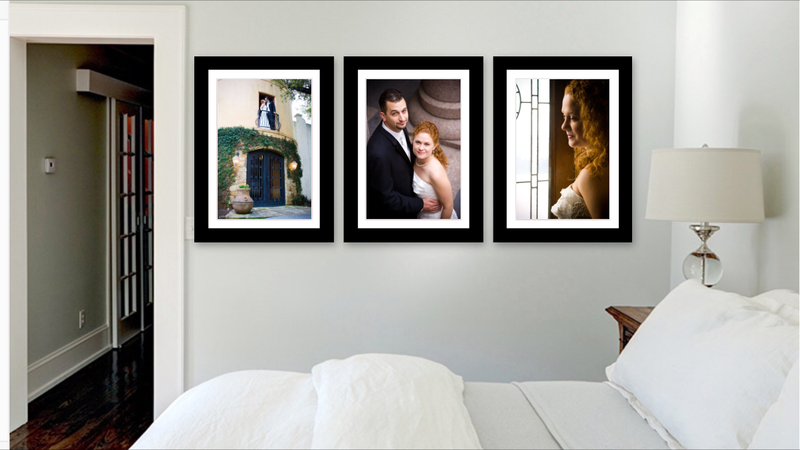WA_Bedroom Austin Wedding Wall Art