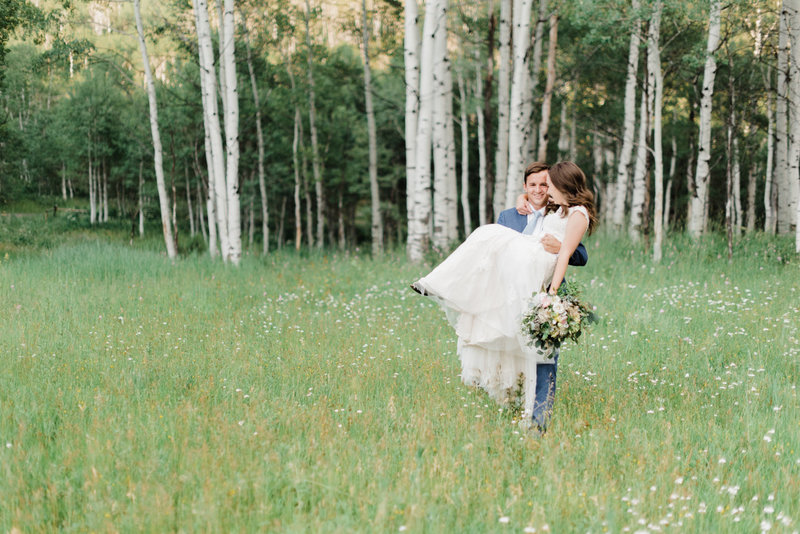Couples Bridal Portraits Salt Lake City Utah