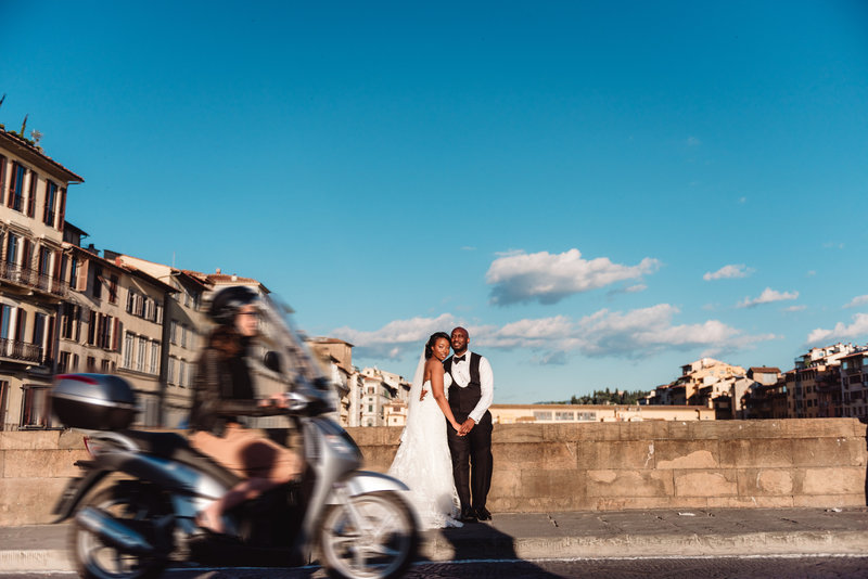 Destination Wedding Photography Florence Italy