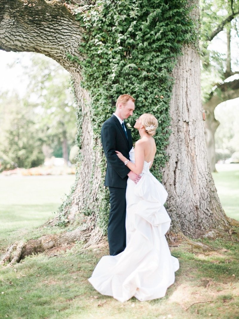 Country Club Wedding Photographer