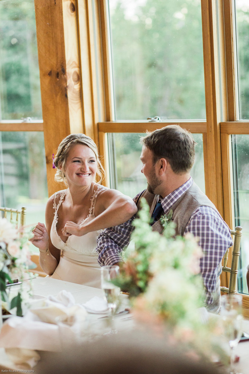 Wedding photographer in Lake Mills, WI