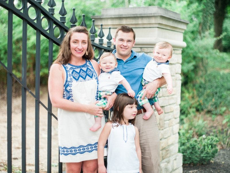 Bexley Family Portrait Photographer