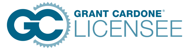 Grant Cardone Licensee Program - Horizontal LOGO
