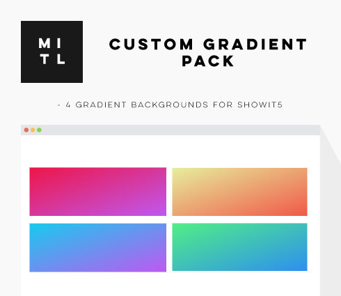 Gradient-Background-Pack