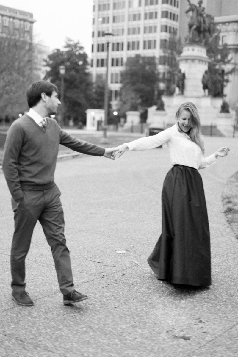 11 Abby Grace Photography Washington DC Engagement Photographer