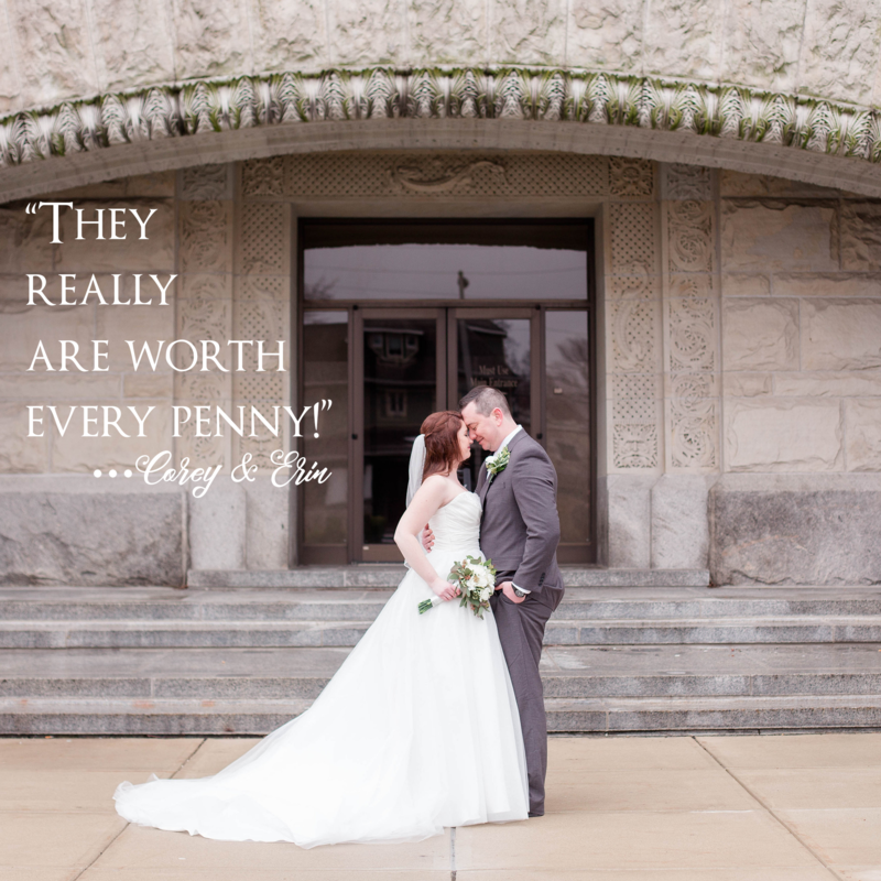 Kent & Stephanie Photography Bowling Green Ohio Wedding Clazel