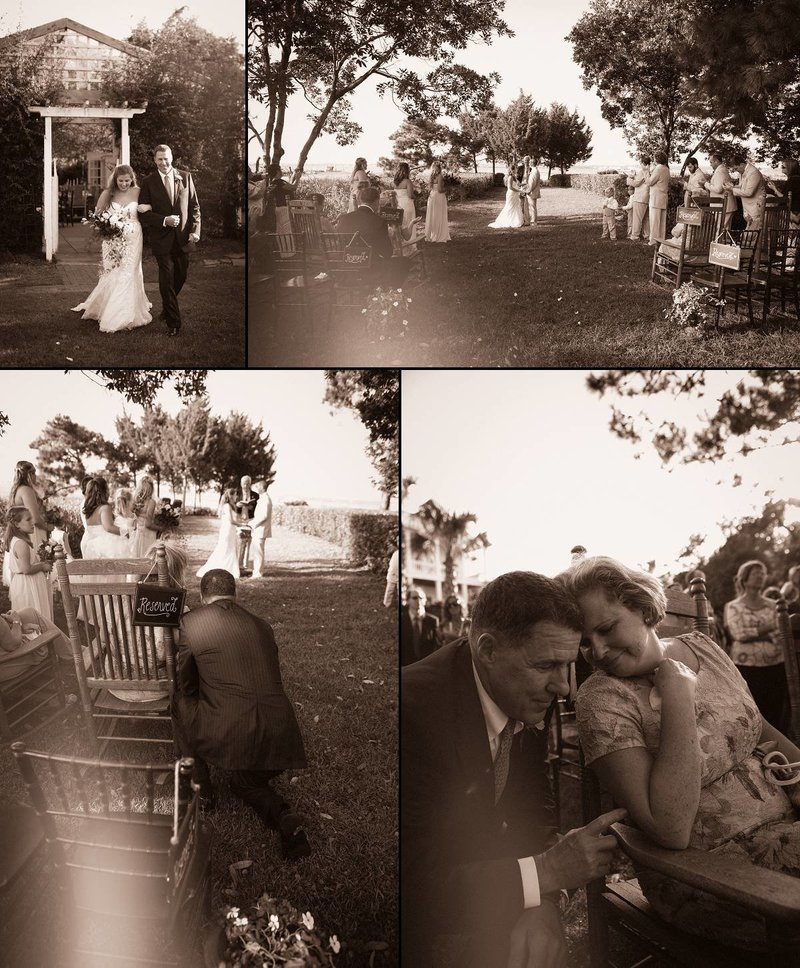 Bunn Wedding Day Collage