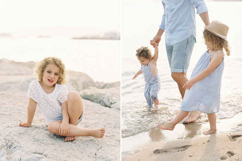 Cannes Beach Family Portraits Sarah Hannam 6
