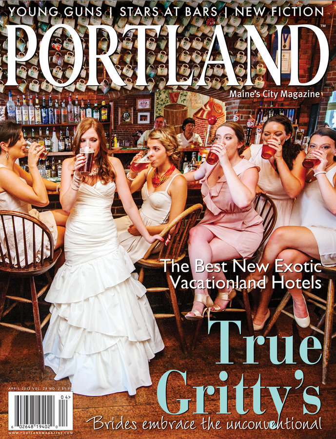 Portland Monthly Cover Shot