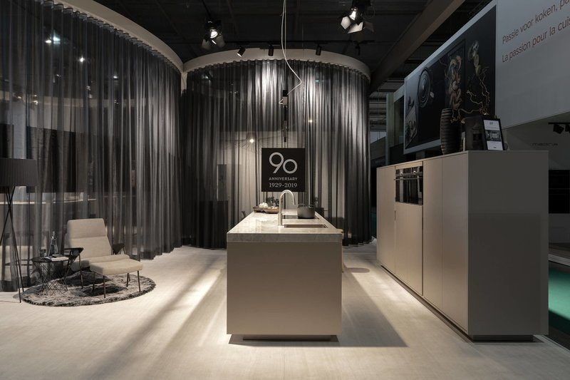 Interieur Design SieMatic, Batibouw 2019