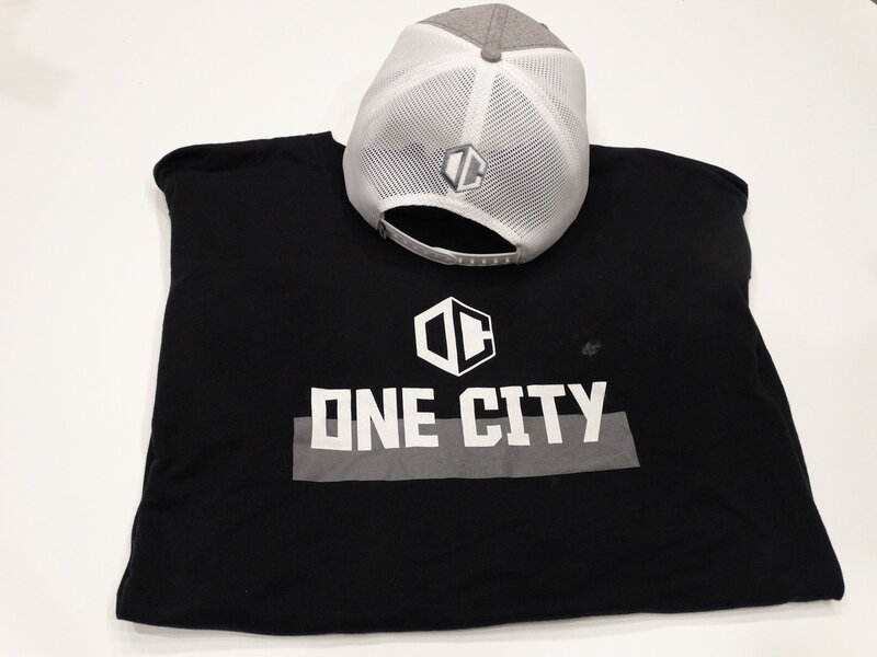 One City Shirt & Hat Backward - Image #2 (1)