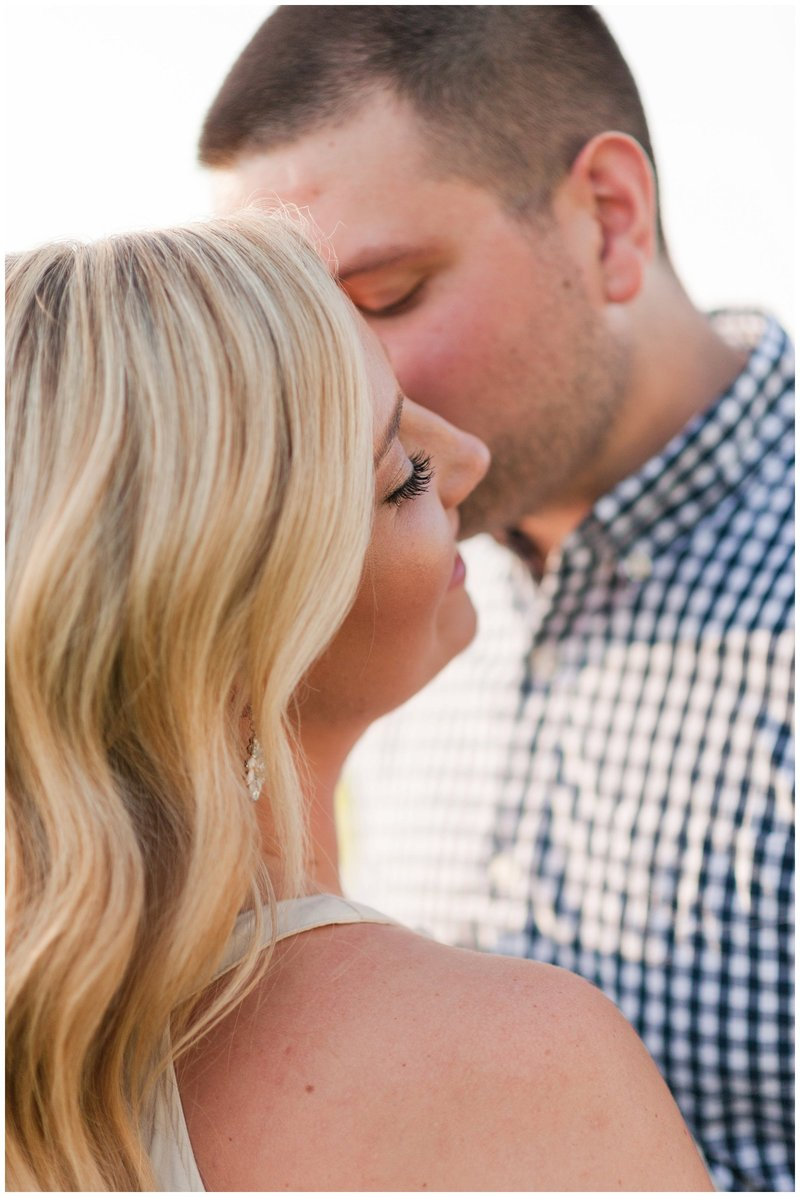 Mansfield Ohio Engagement Session Kingwood Garden Center_0027