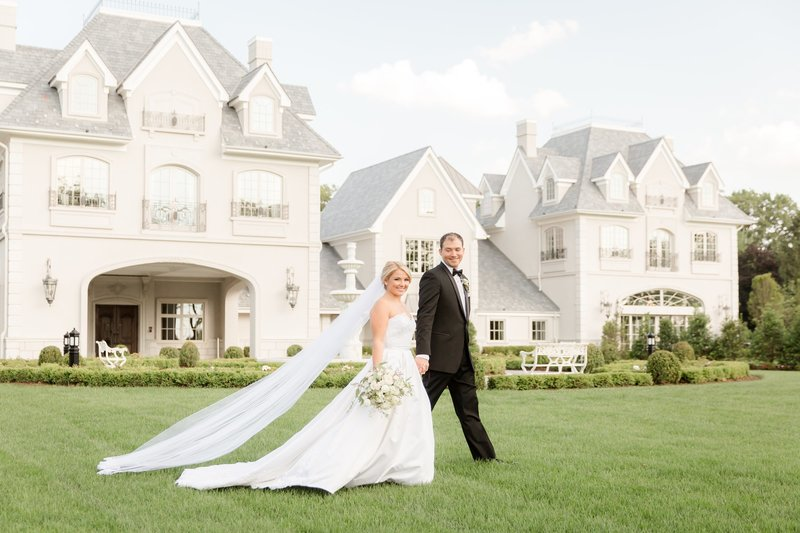 Park Chateau Estate Wedding Photo