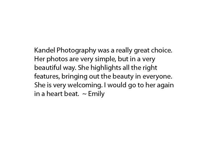 Kris Kandel Fargo Photographer Client Raves (9)