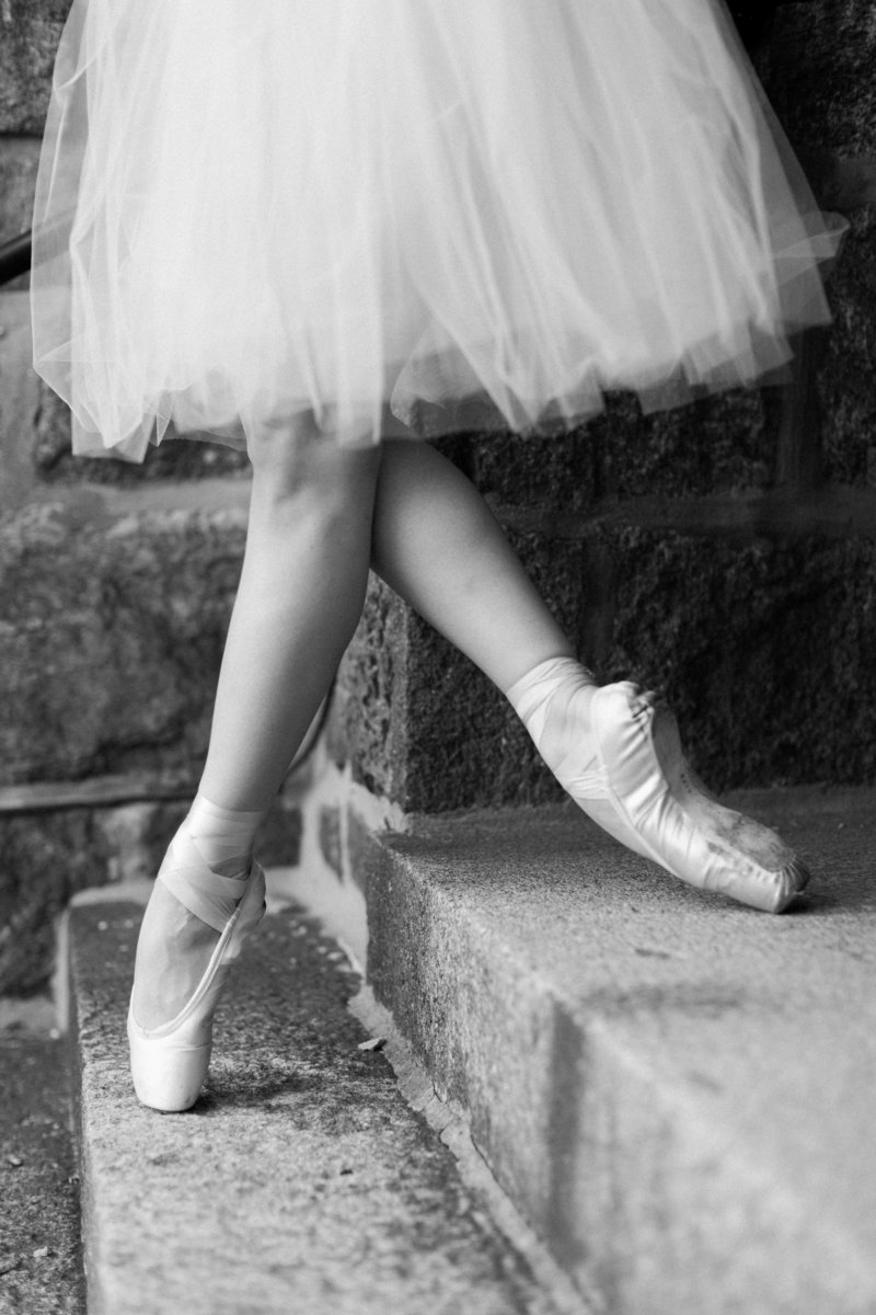 03 Abby Grace Photography Washington DC Ballerina Photographer