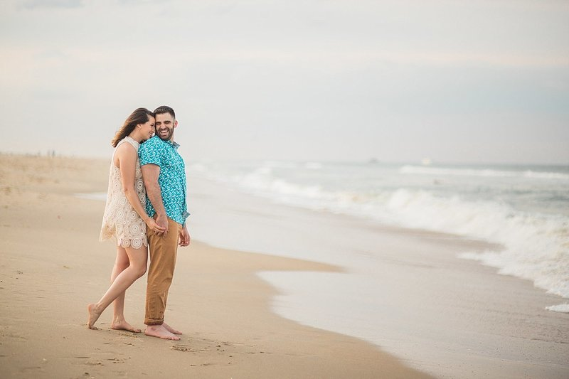 H & J First Landing 64th Street Oceanfront VA Beach Military Engagement Andrew & Tianna Photography-64