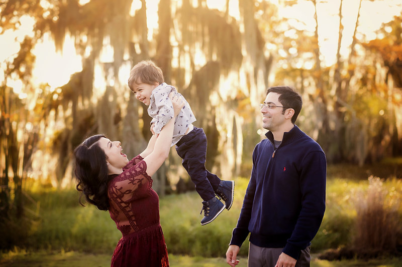 New Orleans Documentary Family Session