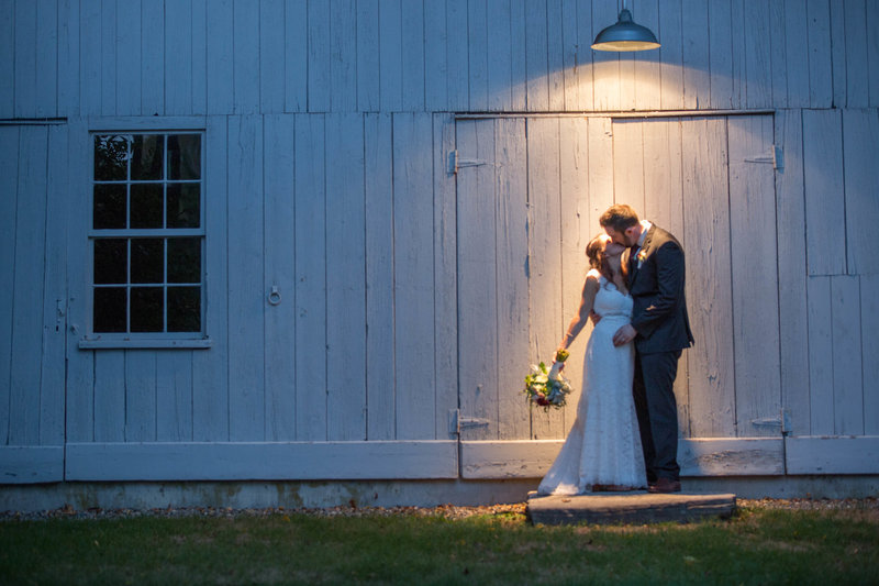 Cristina and Chris