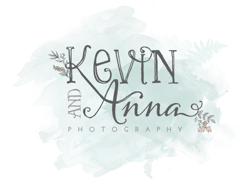 Logo for Kevin and Anna Photography