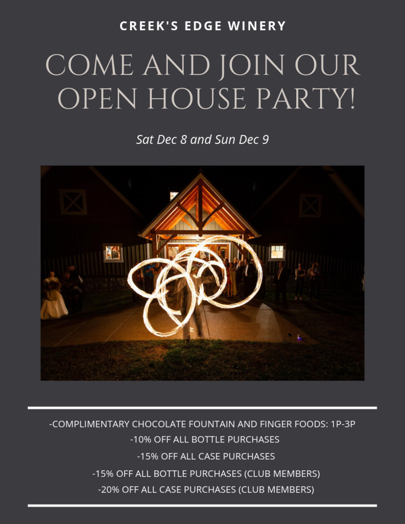 Dec Open House 2018