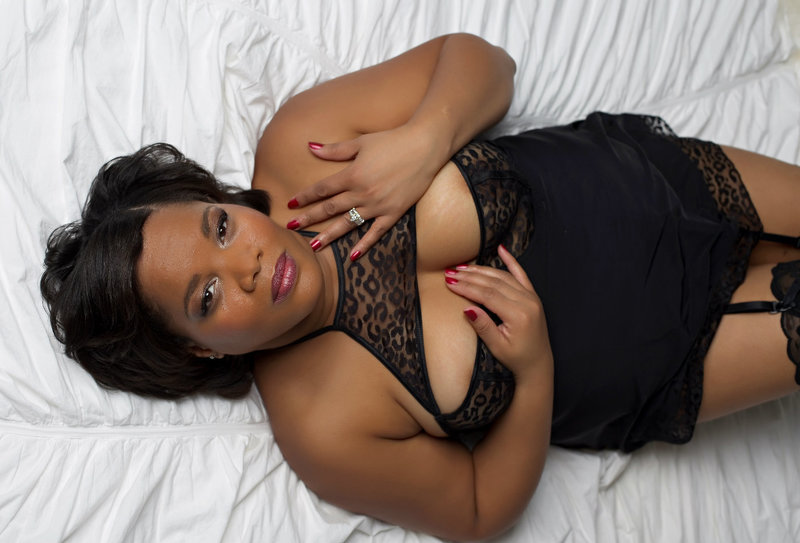 chicagoland boudoir photographer