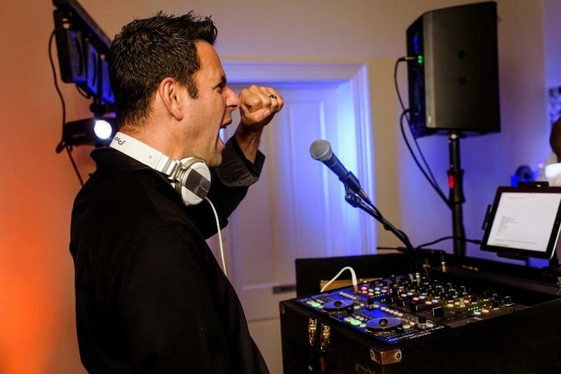 dj wedding sacramento