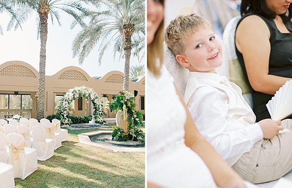Ceremony Dubai Wedding One and Only Royal Mirage 3
