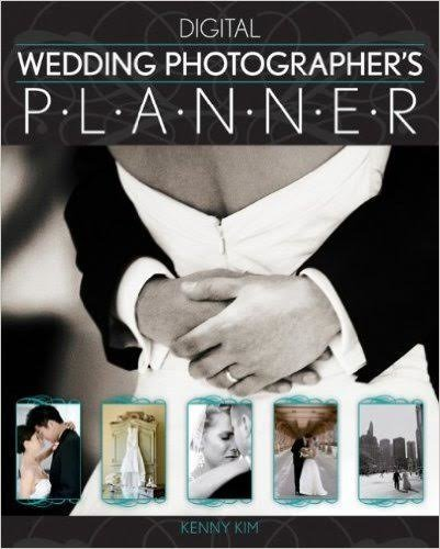 wedding photography planner cover