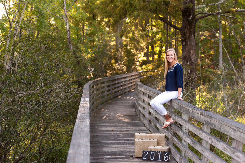 Williamsburg Senior Photographer
