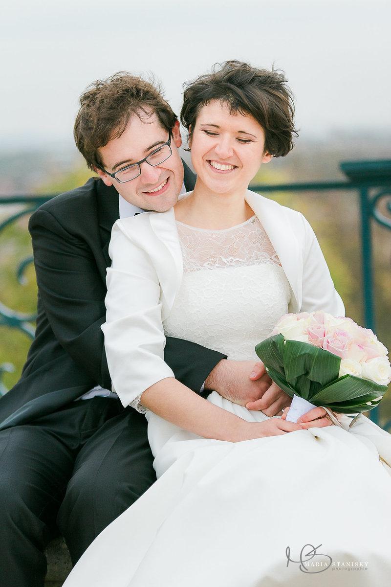 Témoignage photographe de mariage Maria Stanisky | Céline & Lucian