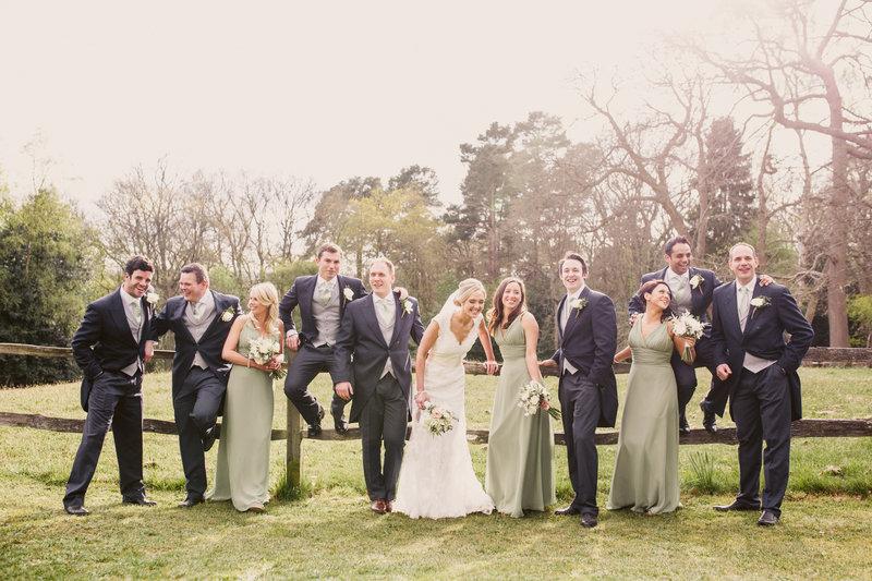Surrey Wedding Photographer - Lola Rose Photography-007