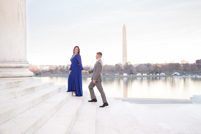 Jefferson Memorial Anniversary Photos - Nichole + Tim  (4)