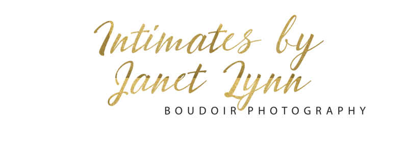 Intimates by Janet Lynn Boudoir Photography Logo