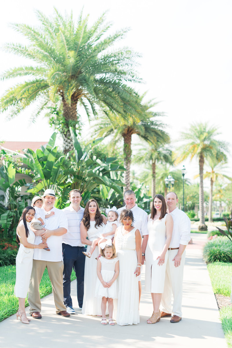 Disney Family Photographer, Grand Floridian Family Session