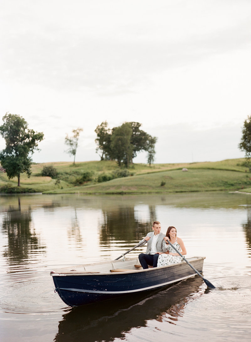 Allison + Travis | the Engagement -8