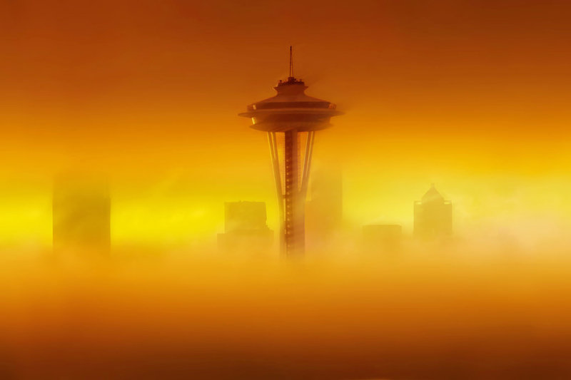 seattle-sunrise-in-the-fog