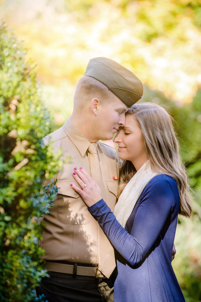 JandDstudio-engagement-rustic-vintage-military-fall (10)