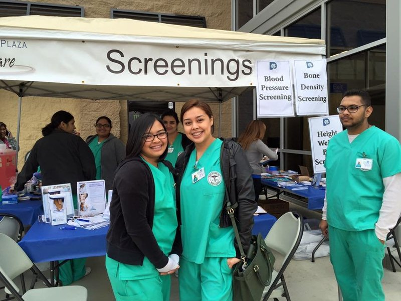 Community 19 - Health Screening in Wasco California