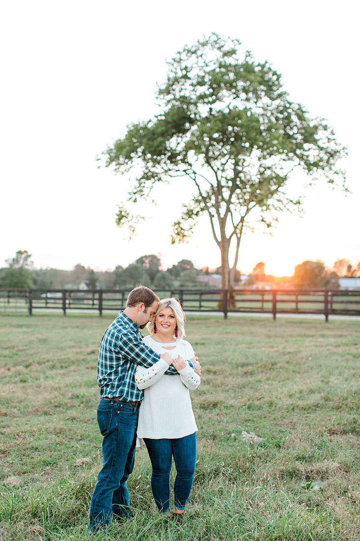 Engagement-Session-Horse-Farm-Versailles-Lexington-Kentucky-Photo-by-Uniquely-His-Photography124