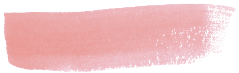 Pink Paint Splotch