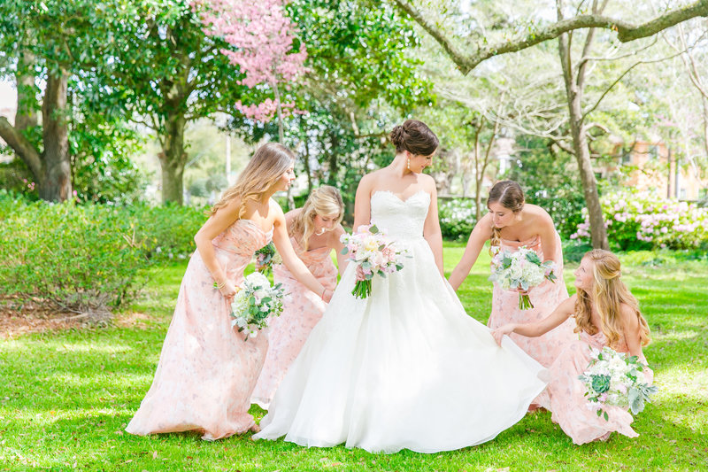 Southern Plantation Wedding Lowndes Grove