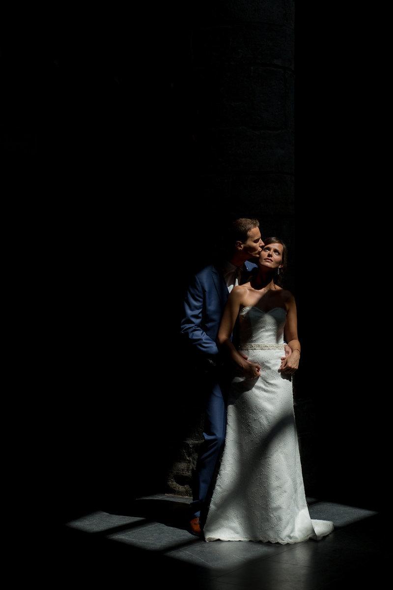 Hof van Beatrijs Lier huwelijk Steffie en Manu shoot foto