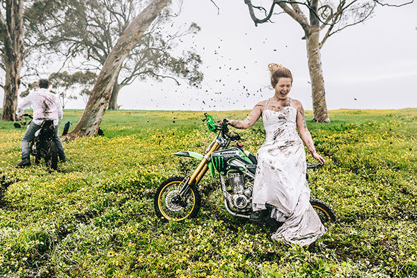 affordable wedding photography packages - Adelaide