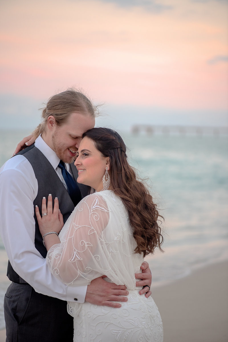 Doubletree Sunny Isles Ceremony and Reception Wedding