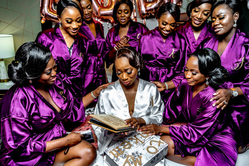 Nigerian wedding photographer in Dallas