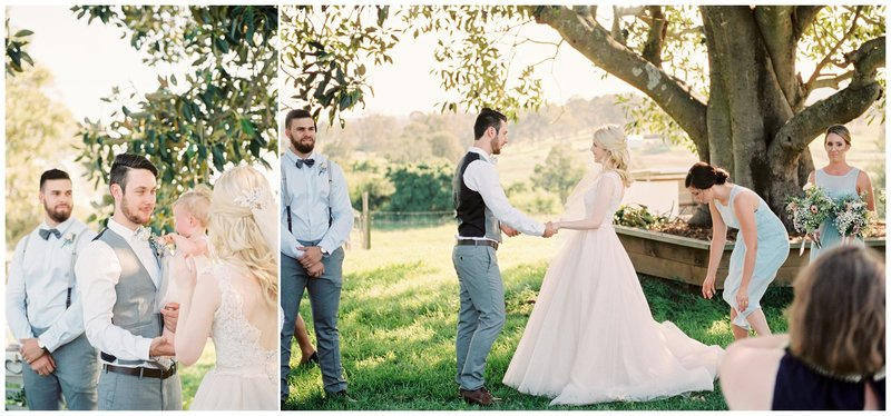 Tegan and Alex Wedding at Albert River Wines by Casey Jane Photography 32