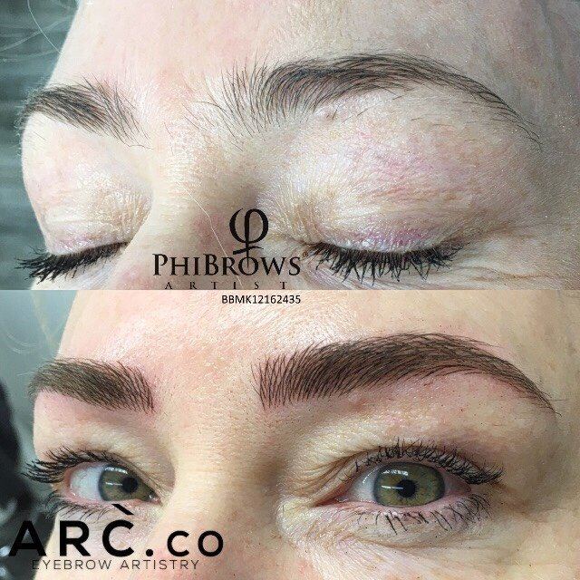 Professional Eyebrow Feathering In Sydney Ar 02 9629 1966