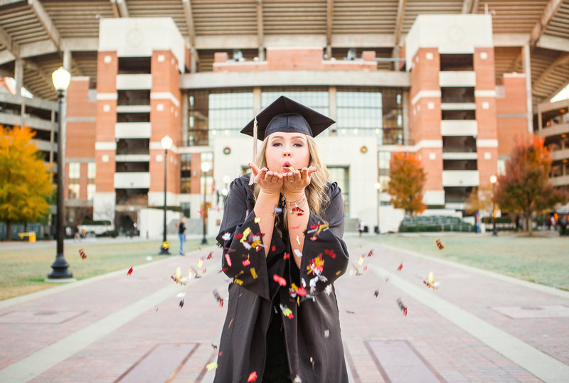 tuscaloosa senior photographer