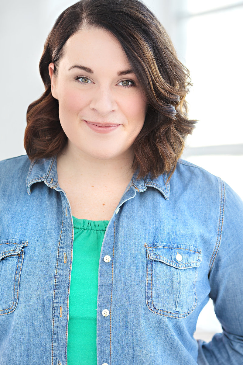commercial mom headshot